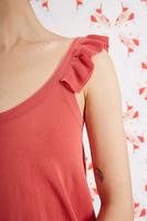 Sleeveless knit jumpsuit  image