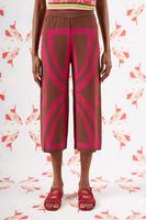 Cropped Knit Pants  image