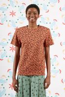 Brick leopard print t-shirt  image