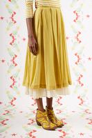 Full layered skirt  image