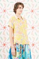 Floral Print Short Sleeve Shirt  image