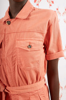 Short sleeved jumpsuit  image