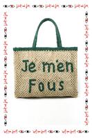 The Je M'en Fous Tote Bag image