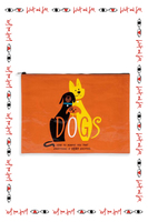 Dogs Large Pouch  image