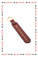 Own Your Journey Keychain image