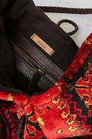 Patterned carpet bag  image