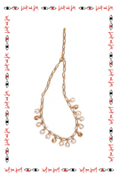 Pale Crystal Necklace  image