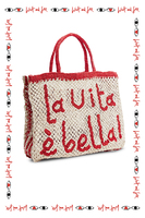 The La Vita è Bella! Tote Bag image