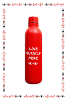 Love Yourself More water flask  image