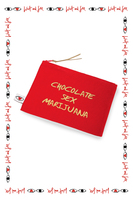 Chocolate, Sex and Marijuana Pouch image