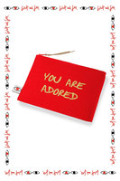 You are Adored Pouch image