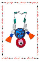 Colourful One of a Kind Necklace image