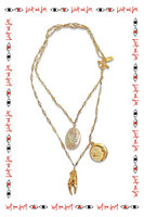 Charm Necklace image