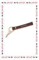 Mamma Leather Keyring  image