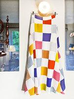 Multicoloured Patchwork Skirt  image