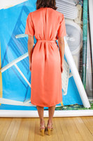 Midi Wrap Dress  image
