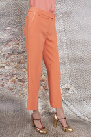Cropped Tailored Pants  image