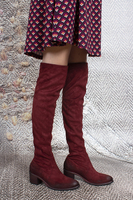 Over the knee boots  image