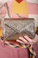 Textured envelope crossbody bag  image