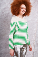 Long Sleeve Striped T-Shirt  image