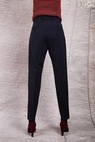 Pinstripe tailored pants  image