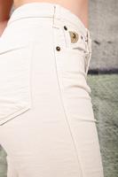Off White velveteen pants  image