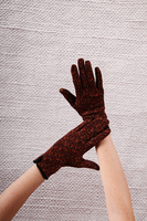 Leopard Print Gloves  image