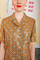 Check Short-sleeved Shirt  image
