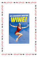 Did Someone Mention Wine Card image