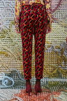Textured Velveteen Pants  image
