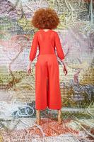 Knit jumpsuit  image