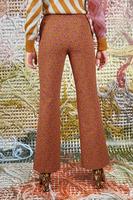 Floral printed pants  image