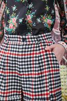 Pantaloncini a quadri image