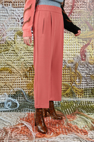 Dusty Rose Tailored Pants  image