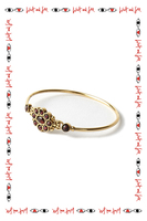 Ornate bangle bracelet  image