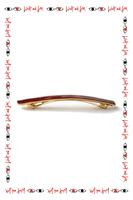 Garnet hair clip  image