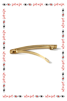 Teal hair clip  image