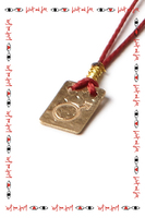 Necklace with Mars symbol  image