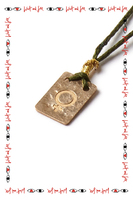 Necklace with Venus symbol  image