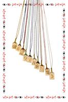 Necklace with Mercury symbol  image