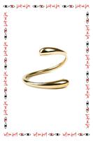 Twisted Cuff Bracelet  image