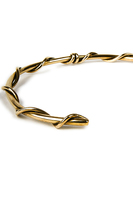 Twisted Choker Necklace image