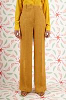 Wide Leg Linen Pants image