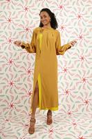 Layered tunic dress  image