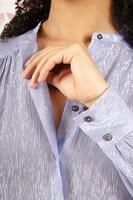 Mauve Lurex Shirt image