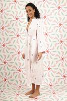 Long jacquard dress  image