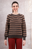 Striped sweater  image