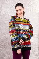 Sequin sweatshirt  image