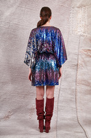 Sequin mini dress  image
