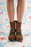 Embroidered Cowboy Boots  image